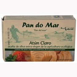 Atun Aceite Oliva Eco Lata 525 525gr Pan Do Mar
