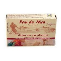 Atun Escabeche Rojo Eco Lata 120gr Pan Do Mar