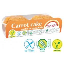 Carrot Cake Sin Gluten Vegano 120gr Muuglu