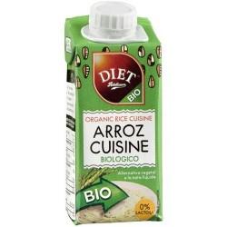 Crema Leche Arroz Cocinar Bio 200ml Diet-Radisson