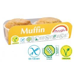 Muffin Sin Gluten Vegano 120gr Muuglu