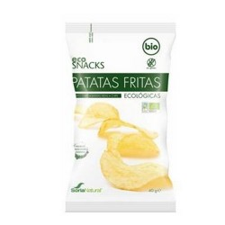 Patatas Chips Eco 40gr Soria Natural