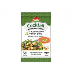 Picatostes Cocktail Sin Gluten 50gr Esgir