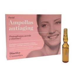 Ampolla Antiaging Facial Vial 5Viales Bactinel