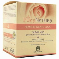 Crema Facial Rosa 50ml Simply Rose