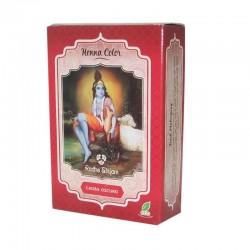 Henna Caoba Oscuro Polvo 100gr Radhe Shyam