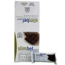 Barritas Chocolate Sustitutivas Abad | 24Uds.