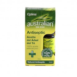Aceite Te Tree 10ml Australian Optima