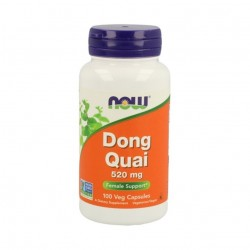 Angelica Dong Quai 520Mg Now | 100 Caps