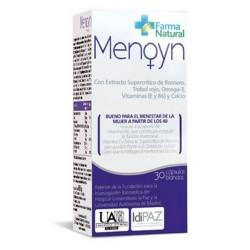 Menoyn Isoflavonas Farma Natural | 30 Capsulas