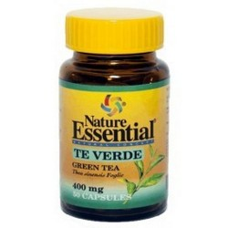 Te Verde 400Mg 50Cap Nature Essential | 50 Capsulas